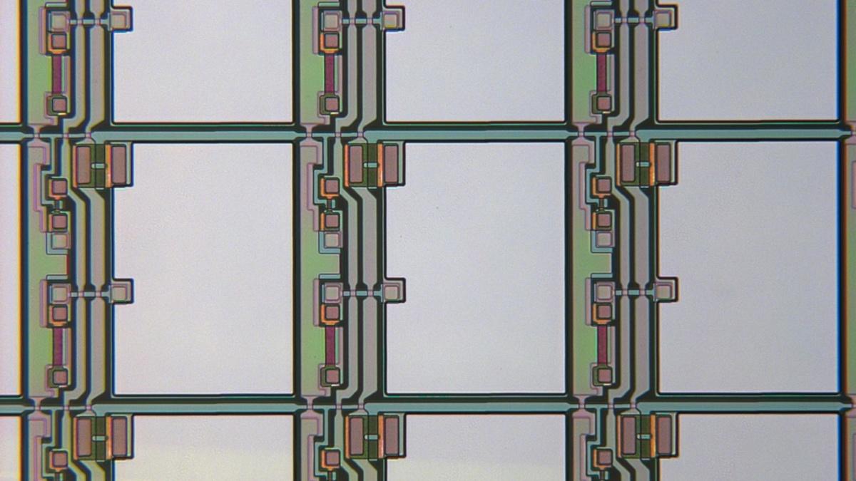 Aktiv-Matrix für OLEDs