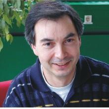 This image shows Lothar Rau