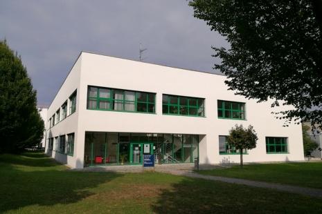 The IGM Building on the Vaihingen Campus